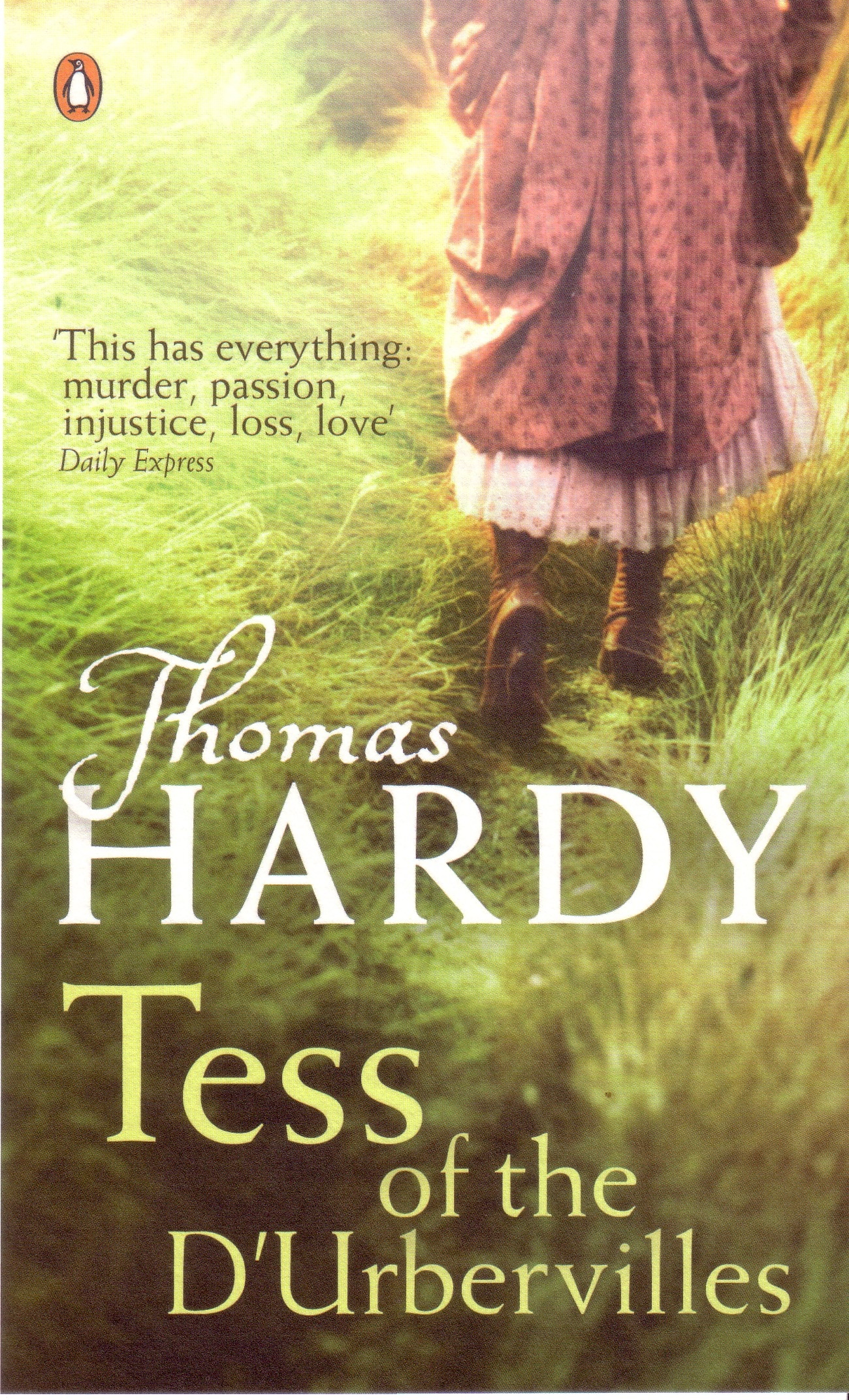 an analysis of the three characteristics of thomas hardys tragic novels tess of the durbervilles and Through the analysis of the character---angel clare in thomas hardy's tess of the d'urbervilles, this essay tries to show the effects of angel clare's experiences.