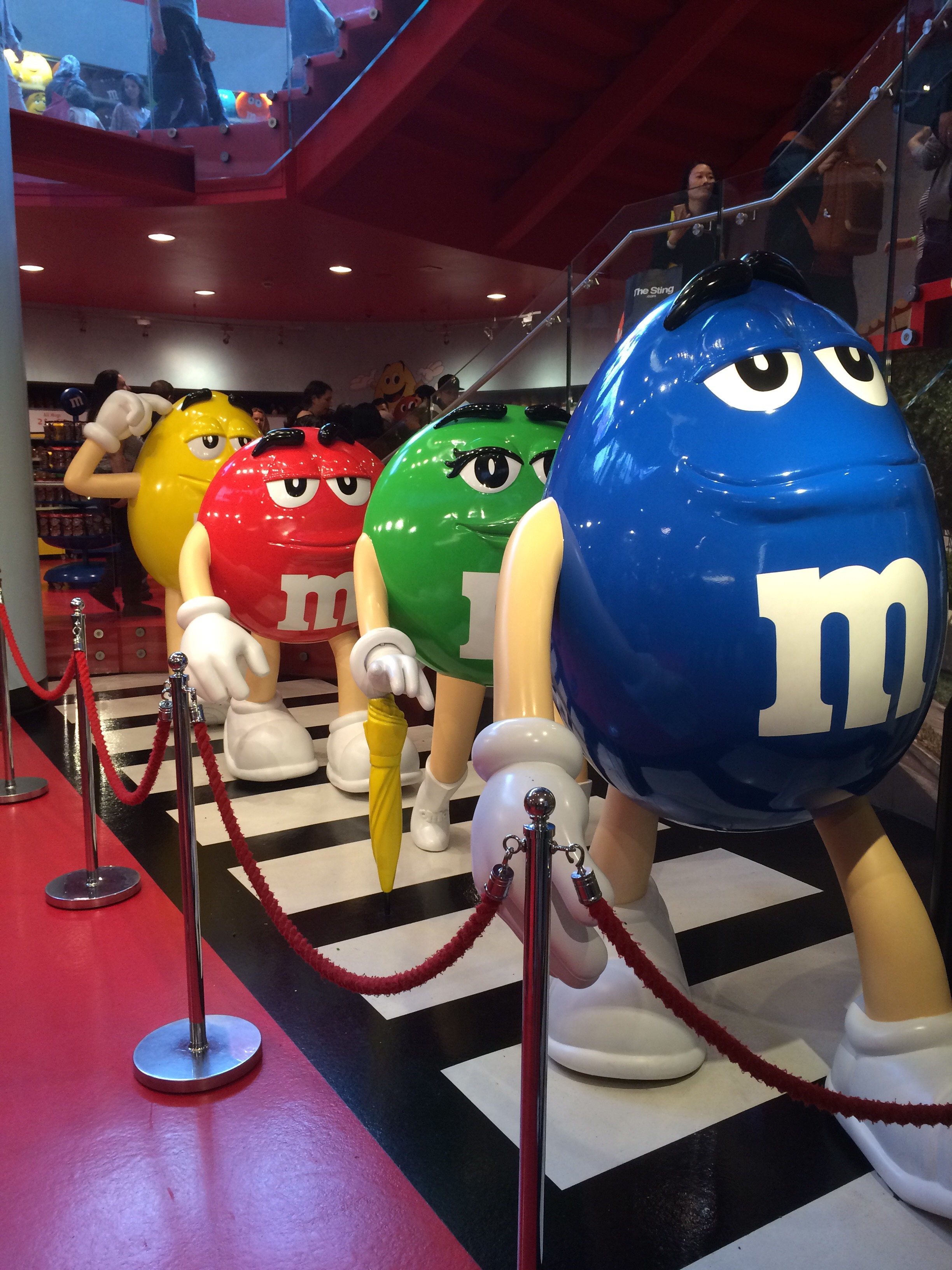 M&Ms - Abbey Road