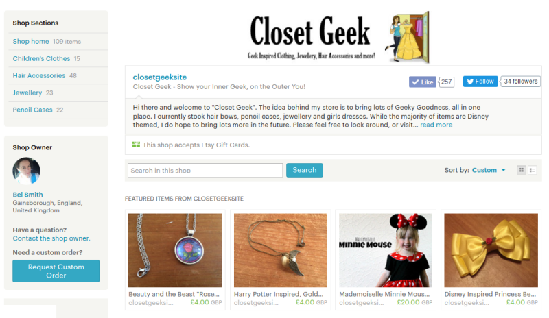 closetgeek