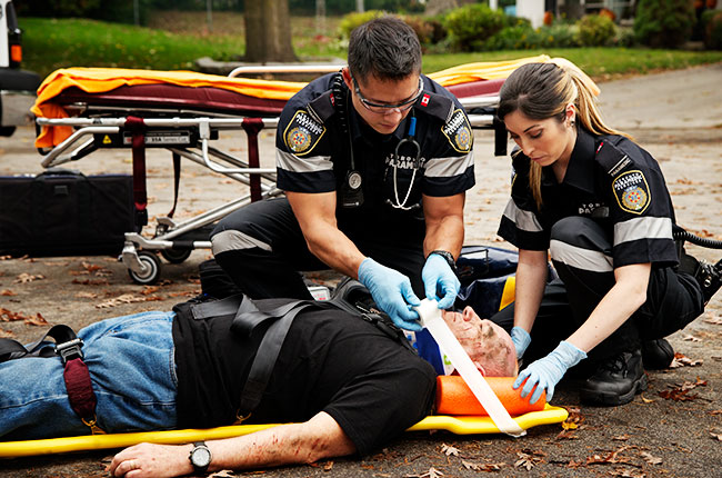 the unpredictable life of a paramedic A flight paramedic is a paramedic that operates in aero-medical emergency/evacuation missions and provides critical care for medical emergencies and trauma patients.